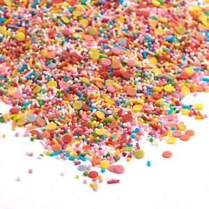Sprinkle-Mix-Birthday-Zucker-Perlen-Streusel-Mix-Kuchen-Tortendeko-Medley-500-g