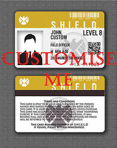 Agents-of-S-H-I-E-L-D-SHIELD-Cosplay-ID-Badge-Card-FULLY-CUSTOMISABLE-style-2