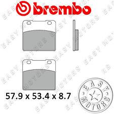 PASTIGLIE FRENO BREMBO ANTERIORI SUZUKI 800 VS N INTRUDER 91 /> 96  07SU0607