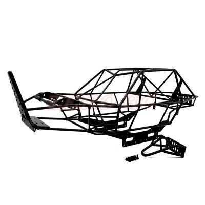 RC 1//10 SCALE AXIAL WRAITH RR10 BOMBER FULL METAL FRAME BODY ROLL CAGE BLACK