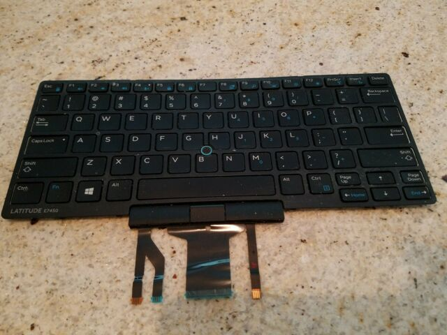 Uk Layout Keyboard For Dell Latitude 14 E7450 For Sale Online Ebay