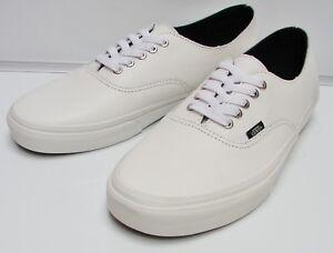 vans authentic blanche