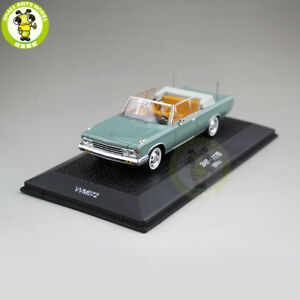 1-43-Norev-Russian-ZIL-117B-1974-Headman-Inspection-Car-Diecast-Car-Model-Toys