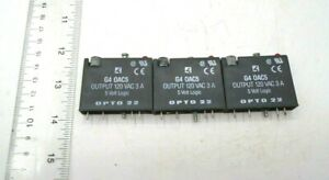 OPTO 22 ODC5R  ODC-5R LOT OF 3