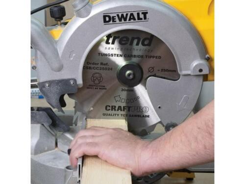 Trend CSB//8524A 85 mm x 24 t x 15 mm Craft saw blade