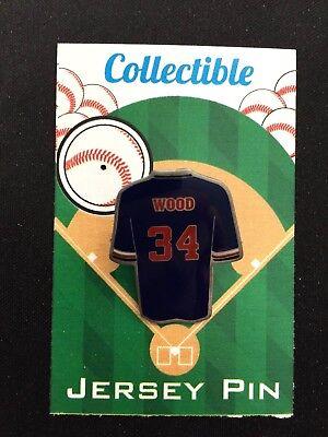 Chicago Cubs Kerry Holz Revers Pin-windy Stadt Nation Klassisches In Verschiedenen AusfüHrungen Und Spezifikationen FüR Ihre Auswahl ErhäLtlich Baseball & Softball
