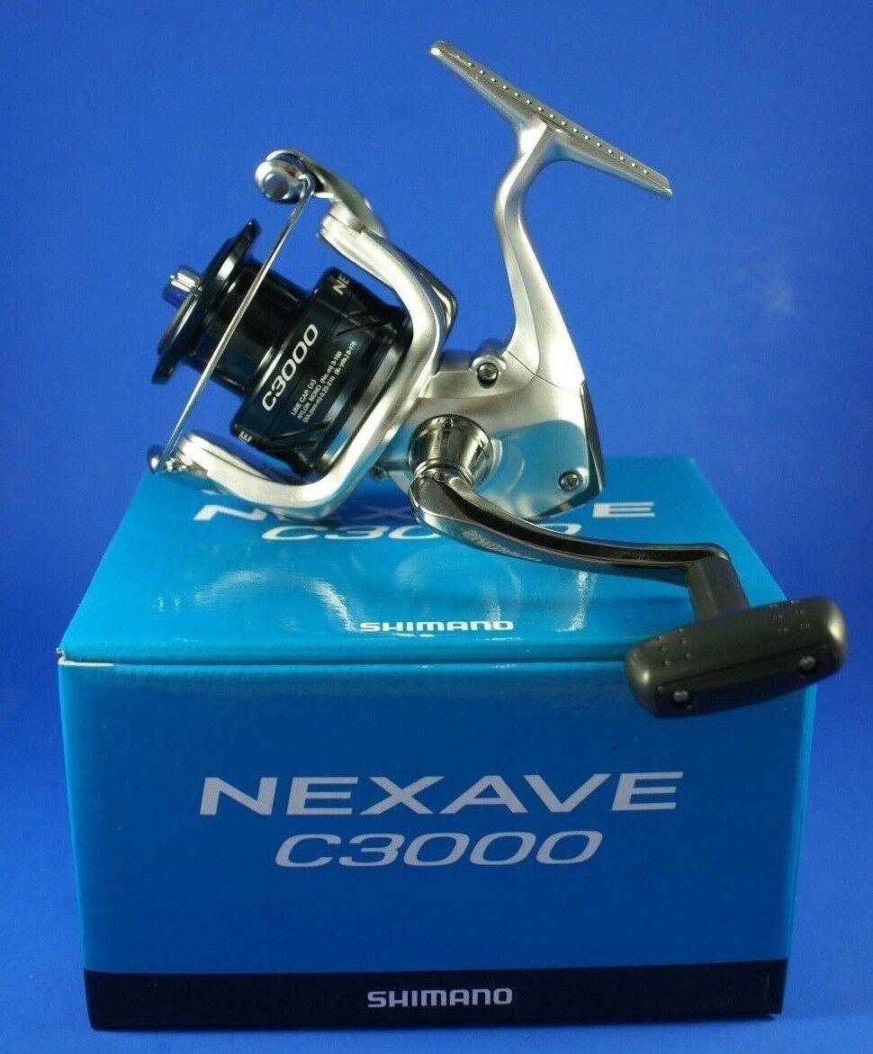 Shimano Nexave C3000 FE    NEXC3000FE    Front Drag Fishing Reel