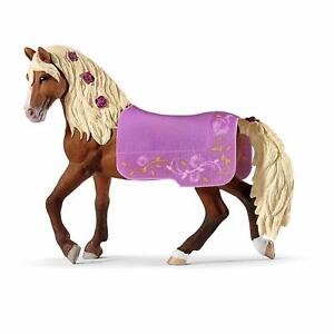 Schleich-42468-Paso-Fino-Stallion-with-Blanket-Horse-Model-Toy-2019-NIP