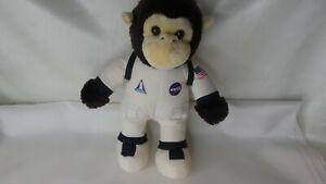 Kennedy-Space-Center-NASA-Monkey-Chimp-Plush-Astronaut-White-Suit