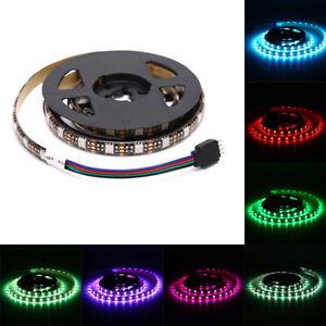USB-LED-Strip-Light-White-TV-Backlight-Lamp-Self-Adhesive-Flexible-Tape-WireBLUS