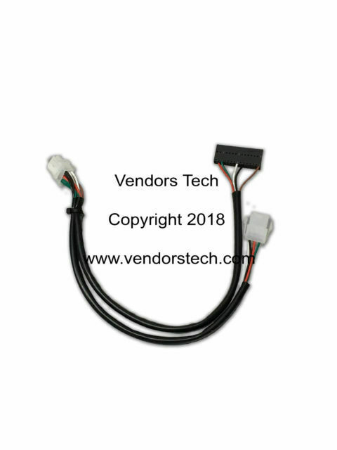 Details about  /Automatic Products Mars MEI AP113 snack cable harness bill acceptor 250073020