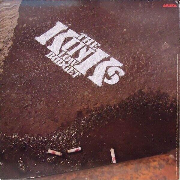 LP, The Kinks, Low Budget