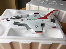 Rare Franklin Mint Armour 1:48 Scale F-16 Thunderbird In Excellent Condition