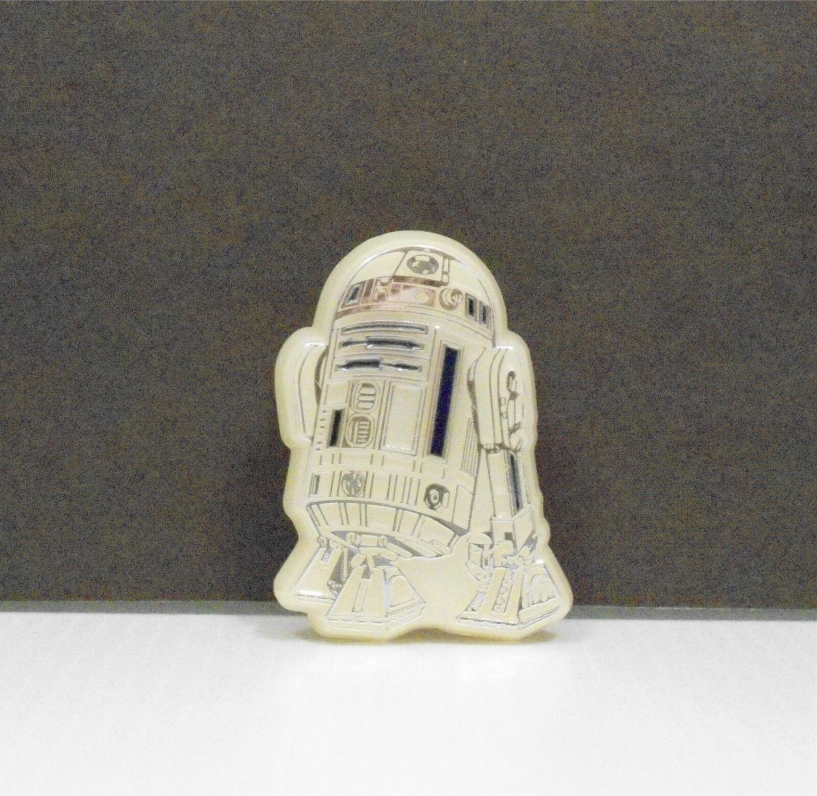 1983 LFL Vintage Star Wars R2-D2 & CPO NIGHT LIGHTS - STILL LIGHT UP