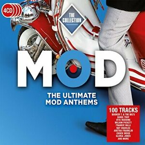 Various Artists-Mod (US IMPORT) CD NEW