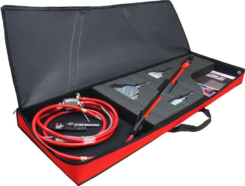 MPM//Trelawny Druckluft-Lanze,1100mm im Koffer mit Zubehör