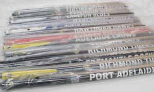"2Pce 57/"" $99 Each TEAM COLOUR AFL Licensed Pool Snooker Billiards CUE"