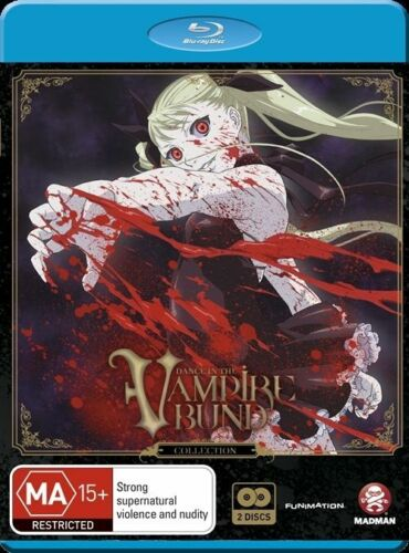 1 of 1 - Dance In The Vampire Bund - Series Collection (Blu-ray, 2011)