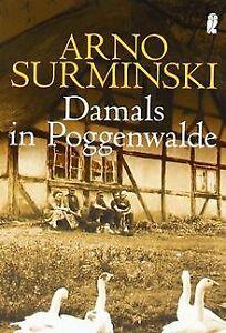 Damals-in-Poggenwalde-von-Surminski-Arno-Buch-Zustand-gut