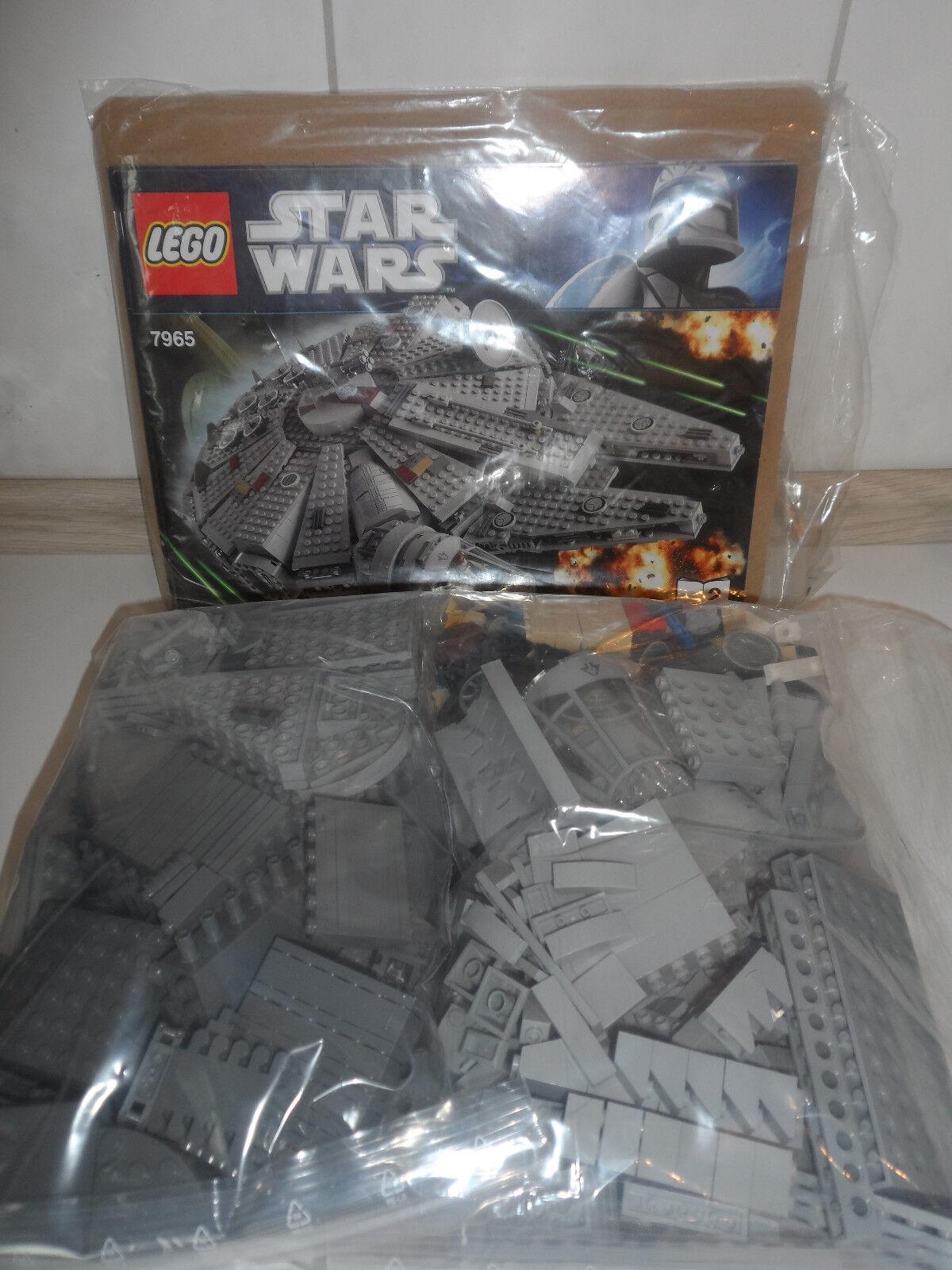 Lego Set 7965 Star Wars Millenium Falcon