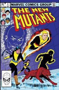THE NEW MUTANTS #1 (1983) VF MARVEL