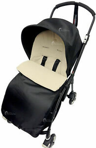Cosy Toes Compatible with Bugaboo Bee Cameleon DonKey Buffalo Sand Footmuff