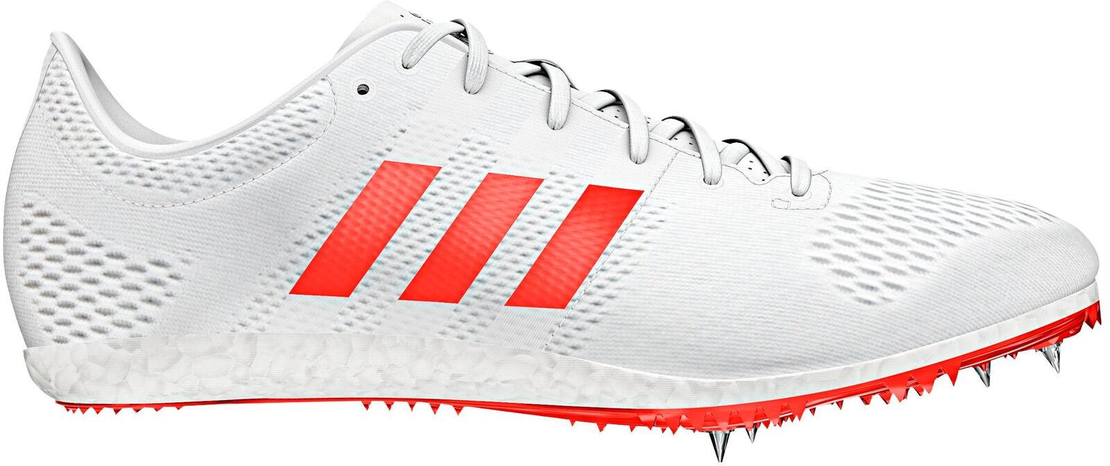 9b3d210d9 Adidas Adizero Rio Avanti Boost Spikes - White Running nzdxkj8251-Women