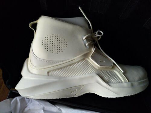 Neuf 190398 White Boots X Fenty Hi Shoe Rihanna Puma Size Trainer Whisper 36 04 OqS1wP