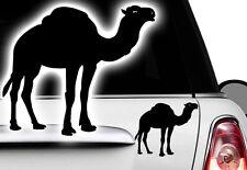 1x Aufkleber Kamel Camel Tier Dromedar Wüste Saharah Afrika Sticker Pyramiden