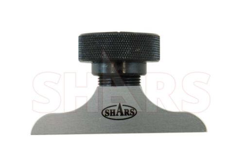 "Shars 2-1//2/"" Precision Dial Indicator Depth Base Attachment New"