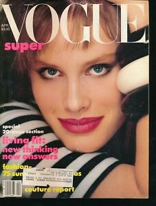 VOGUE-April-1986-Fashion-Magazine-MONICA-SCHNARRE-Cover-by-RICHARD-AVEDON