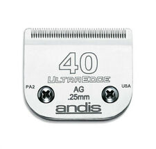 Andis #40 UltraEdge Detachable Clipper Blade 64076