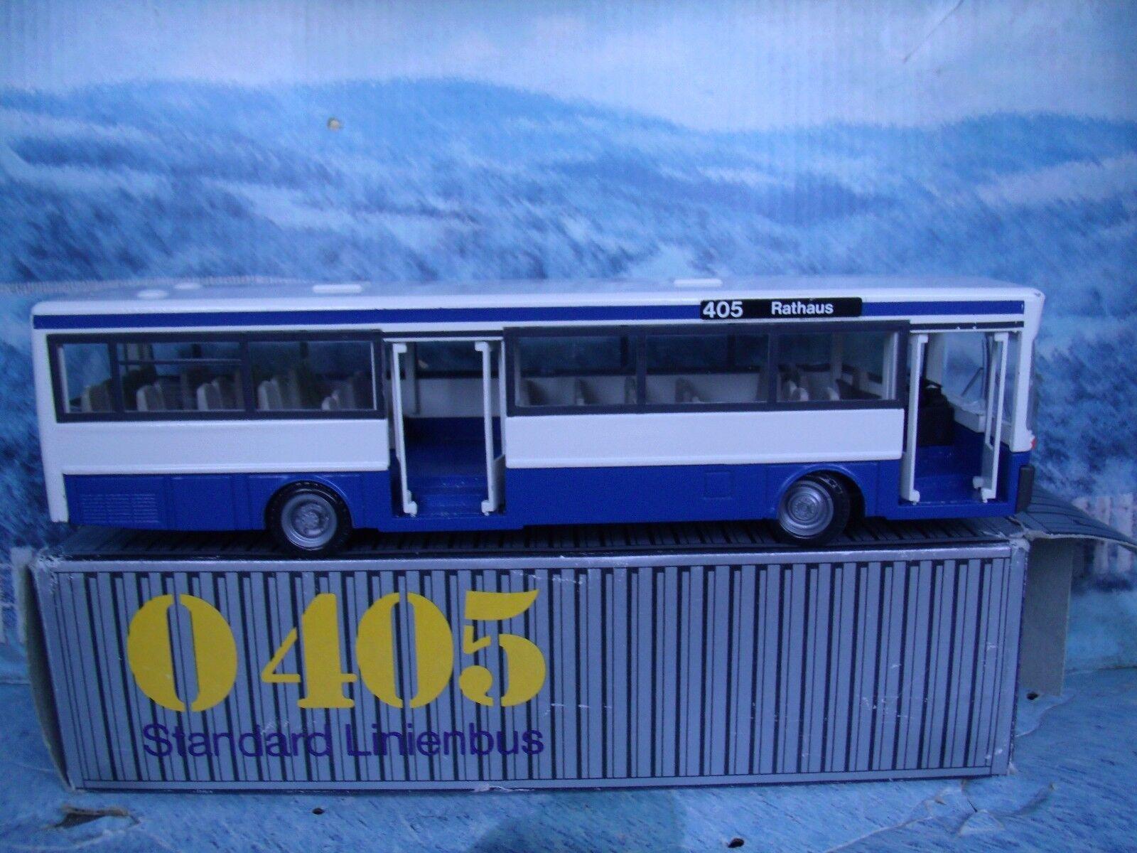 1 50 NZG (Germany) Mercedes-Benz  405 bus
