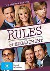 Rules of Engagement - Season 4 Patrick Warburton Megyn BIANCA Kajlich