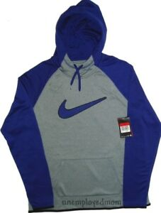 337e4e86467b NIKE WOMEN S XSmall XS THERMA FIT SWOOSH GRAPHIC HOODIE 715597-071 ...