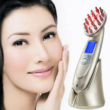 NEW Power Grow Stop Hair Loss Treatment Charging Laser Comb Massage Therapy