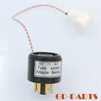807 to 6L6G Vacuum Tube Socket Converter Adapter Vintage HIFI AUDIO AMPS DIY 1PC