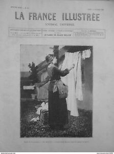1888-FI12-LAUNDRY-PAINTING-LEE-TACHE-DIFFICULT-WOMAN-LINEN-HOME