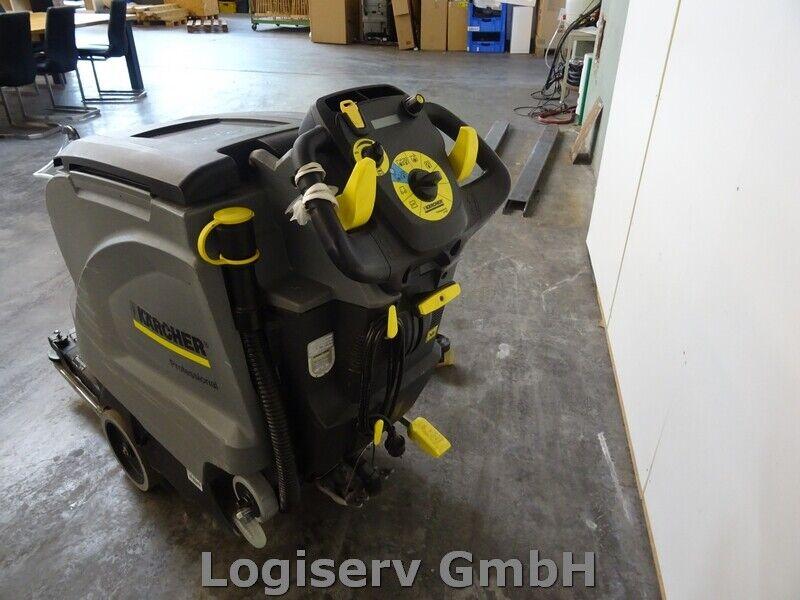 Bild 4 - Kärcher B60 W BP Pck Dose Bodenreinigungsmaschine Reinigungmaschine