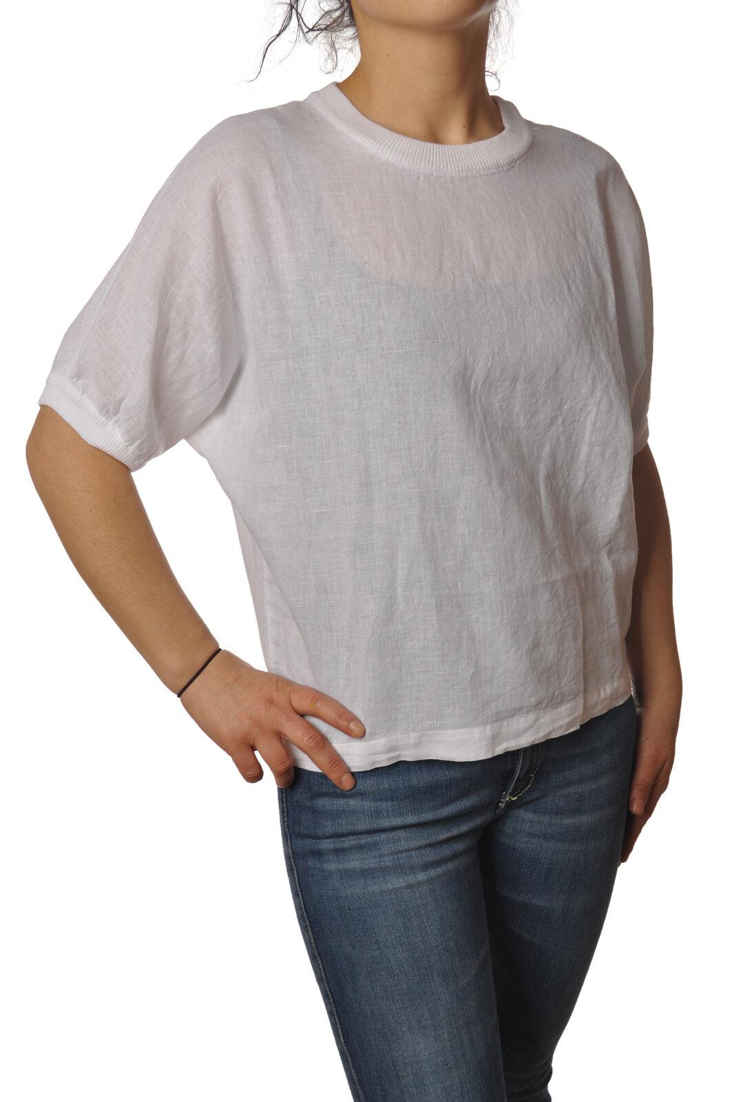 Ottod'ame - Shirts-Shirt - Woman - Weiß - 6117126C191311