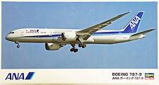 Hasegawa 21 ANA All Nippon Airways Boeing 787-9 1/200 scale kit