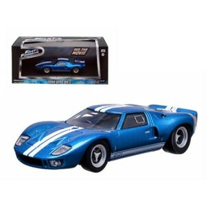 Greenlight Fast Furious Ford Gt