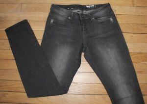 ESPRIT-Jeans-pour-Femme-W-28-L-32-Taille-Fr-38-SLIM-FIT-Ref-G198