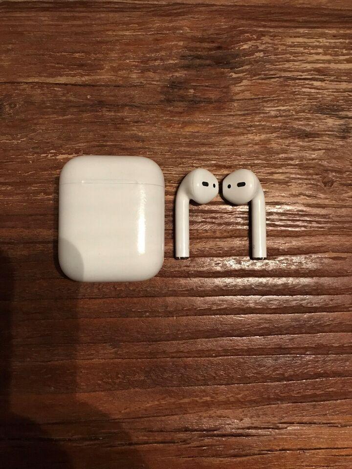 andre hovedtelefoner, Apple