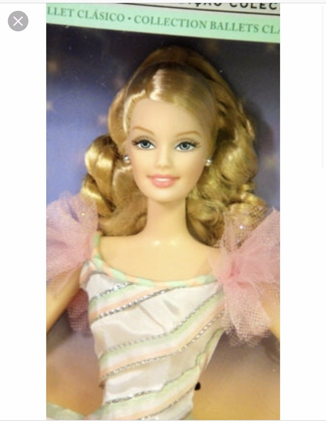 Envío Gratis Menta Muñeca Barbie El Cascanueces bastón de caramelo
