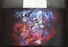 Custom Yugioh CARDFIGHT VANGUARD MTG WOW Playmat Cool Pokemon Spooky Ghost  #659