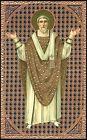 SANTINO HOLY CARD IMAGE PIEUSE - SANT'APOLLINARE - VESCOVO DI RAVENNA