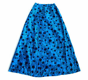 Vintage-Maxi-Skirt-Floral-Indie-Retro-Boho-Party-6