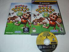 Super Monkey Ball 2  (Nintendo GameCube, 2002)