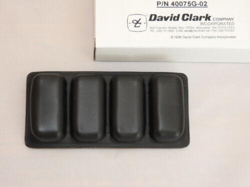 GENUINE DAVID CLARK PILLOW HEAD PAD p//n 40075G-02